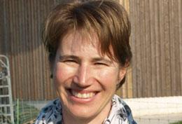 Spielgruppenleiterin Petra Dietiker