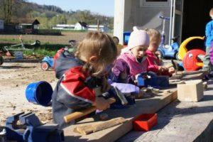 Bauernhof Kinderspielgruppe Römerhof